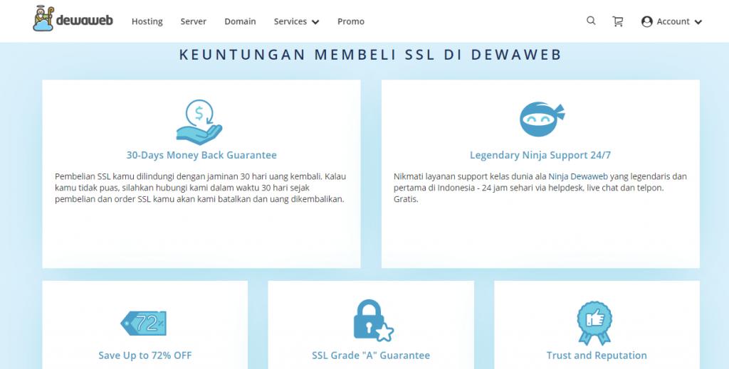 Mengenal Fungsi SSL Indonesia untuk Keamanan Website